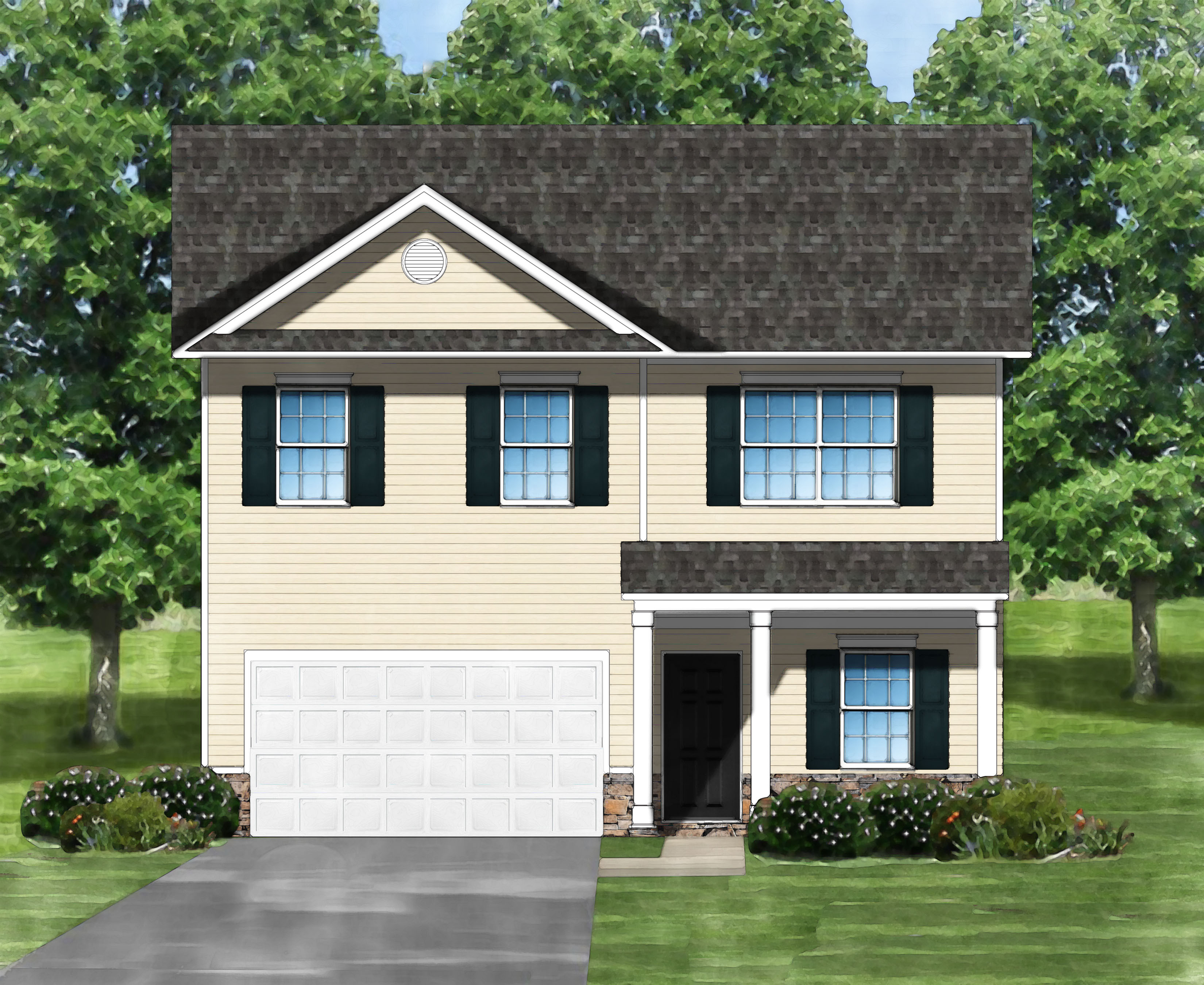 Bentcreek A by Great Southern Homes