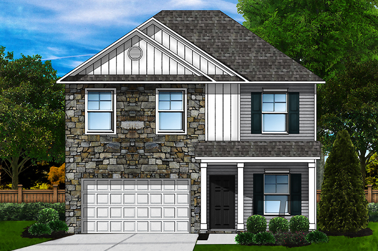Bentcreek F by Great Southern Homes