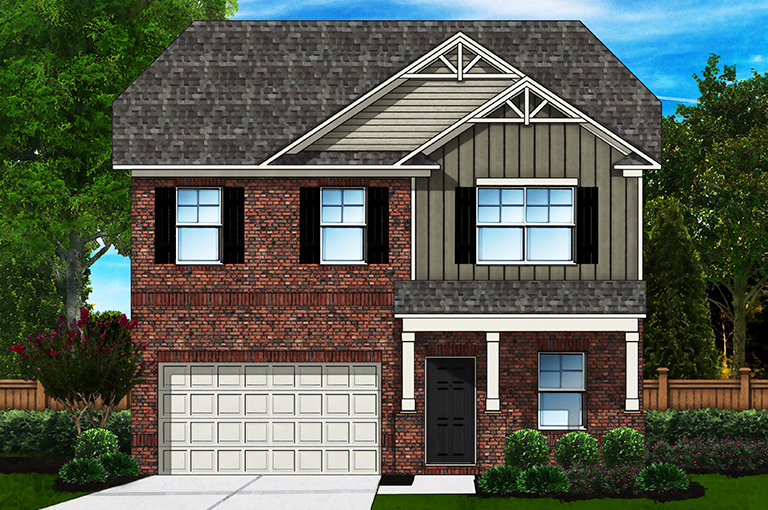 Bentcreek G by Great Southern Homes
