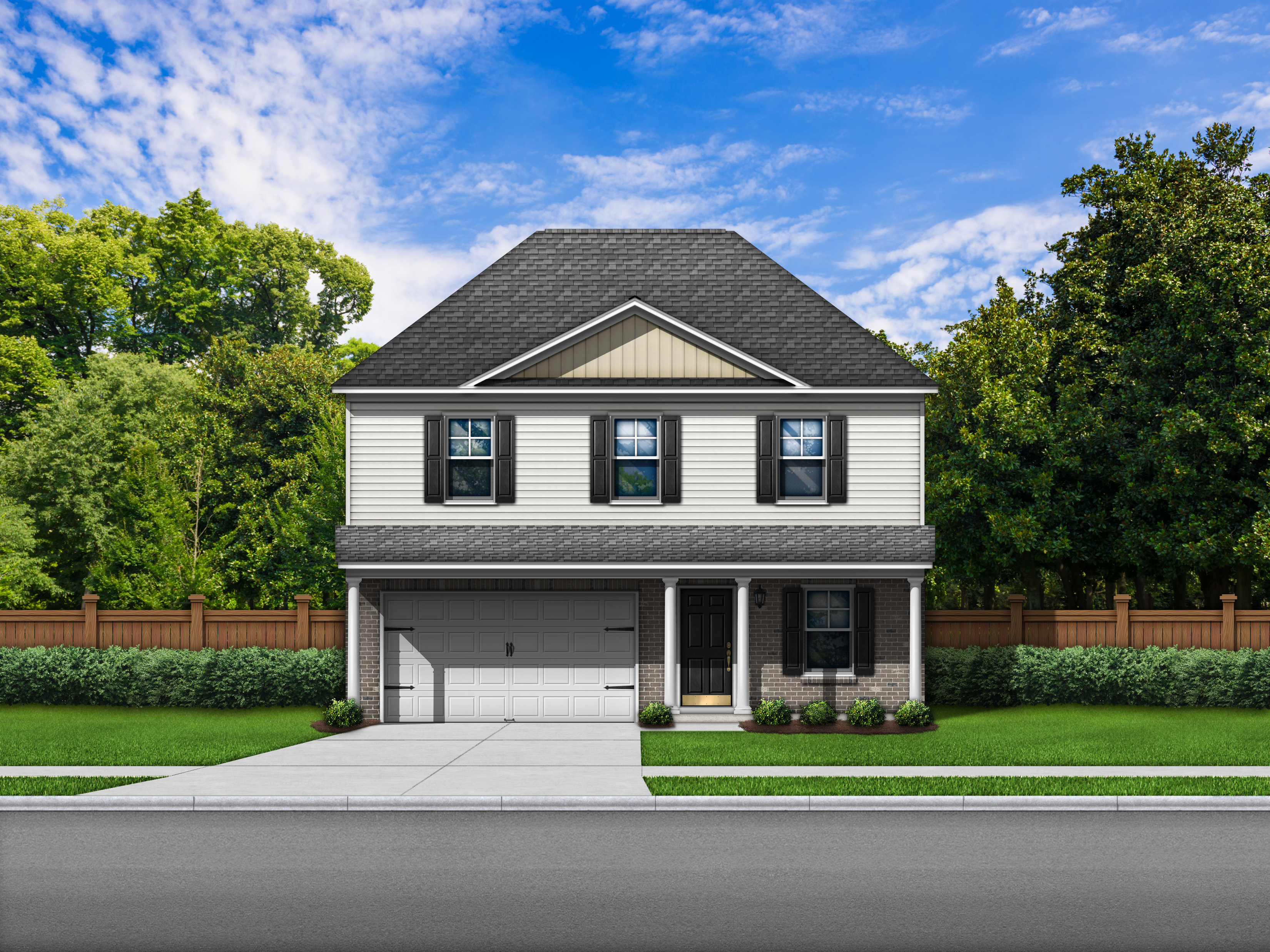 Bentgrass E by Great Southern Homes