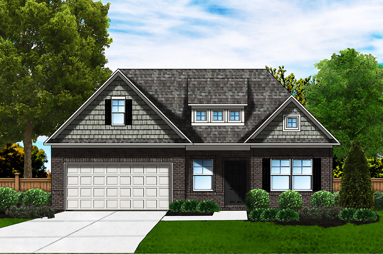 Dahlia E by Great Southern Homes