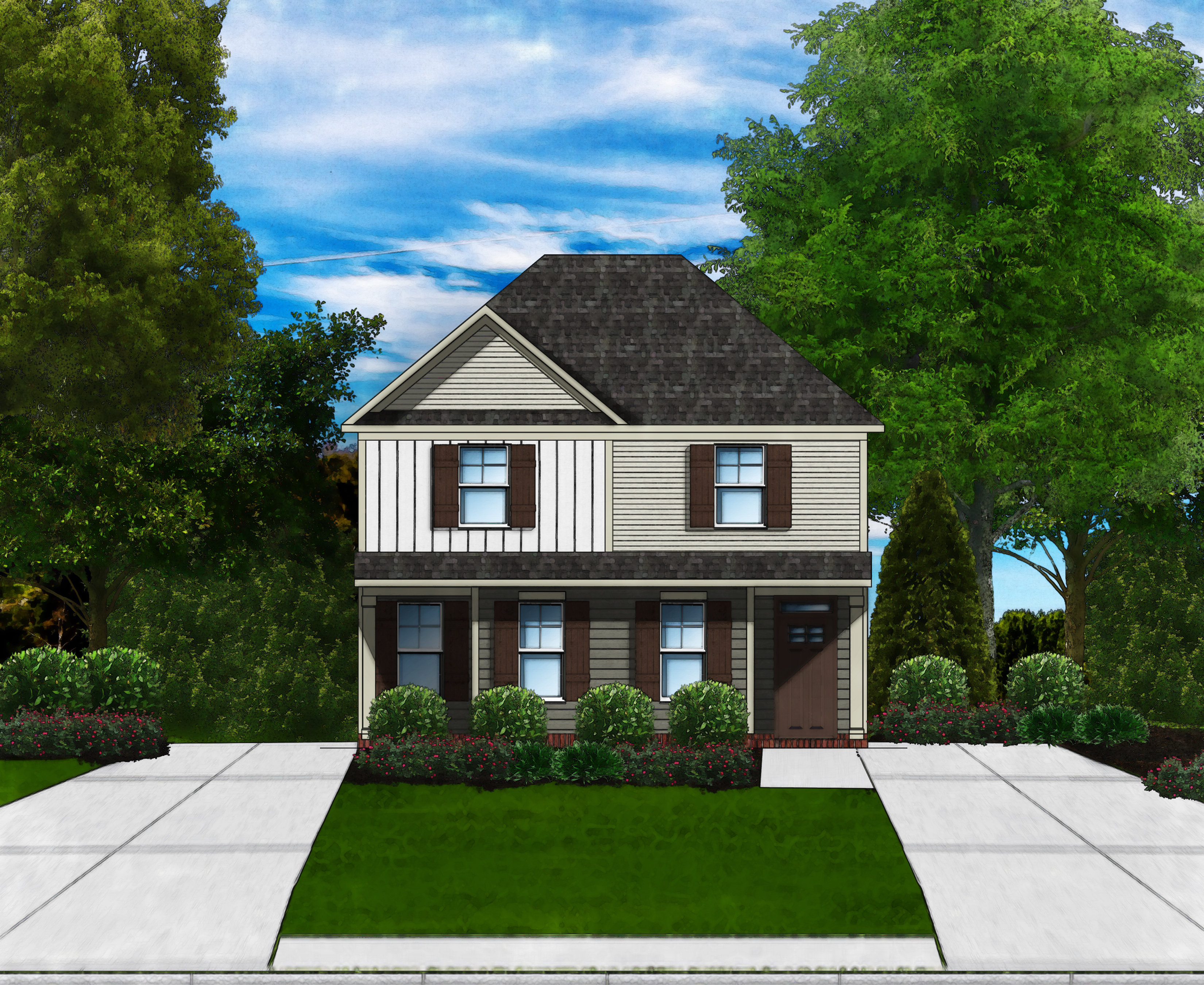 Dreher A by Great Southern Homes