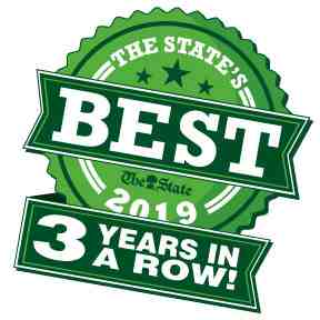 The State Best Home Builder Logo 3 x In A Row!