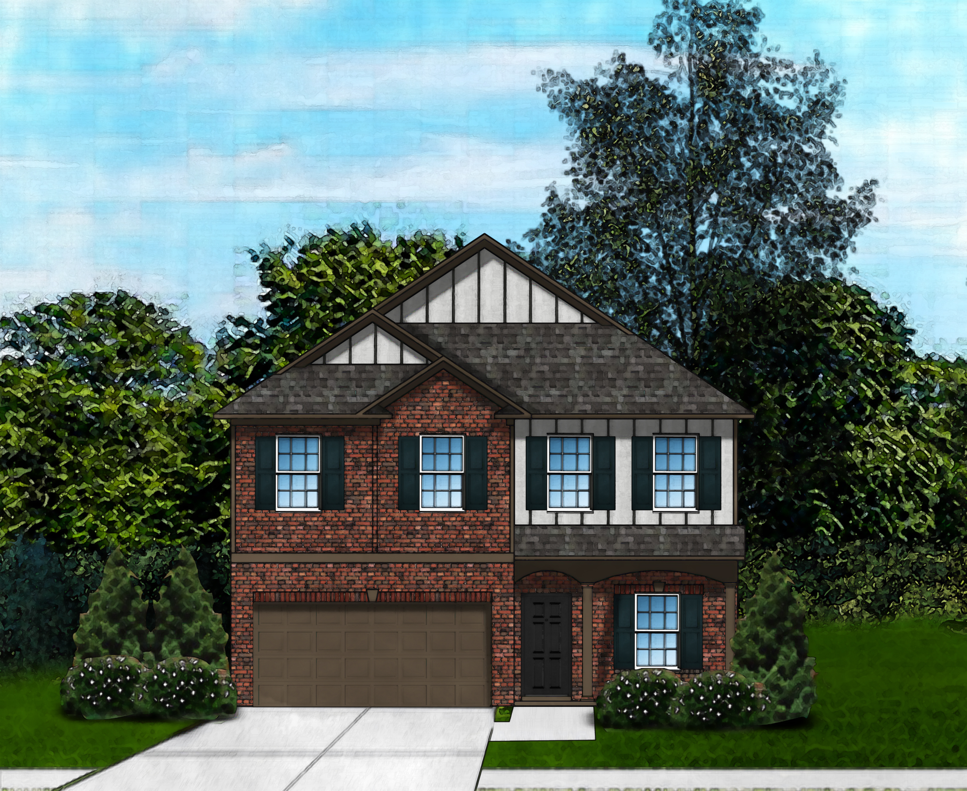Kingstree II G by Great Southern Homes