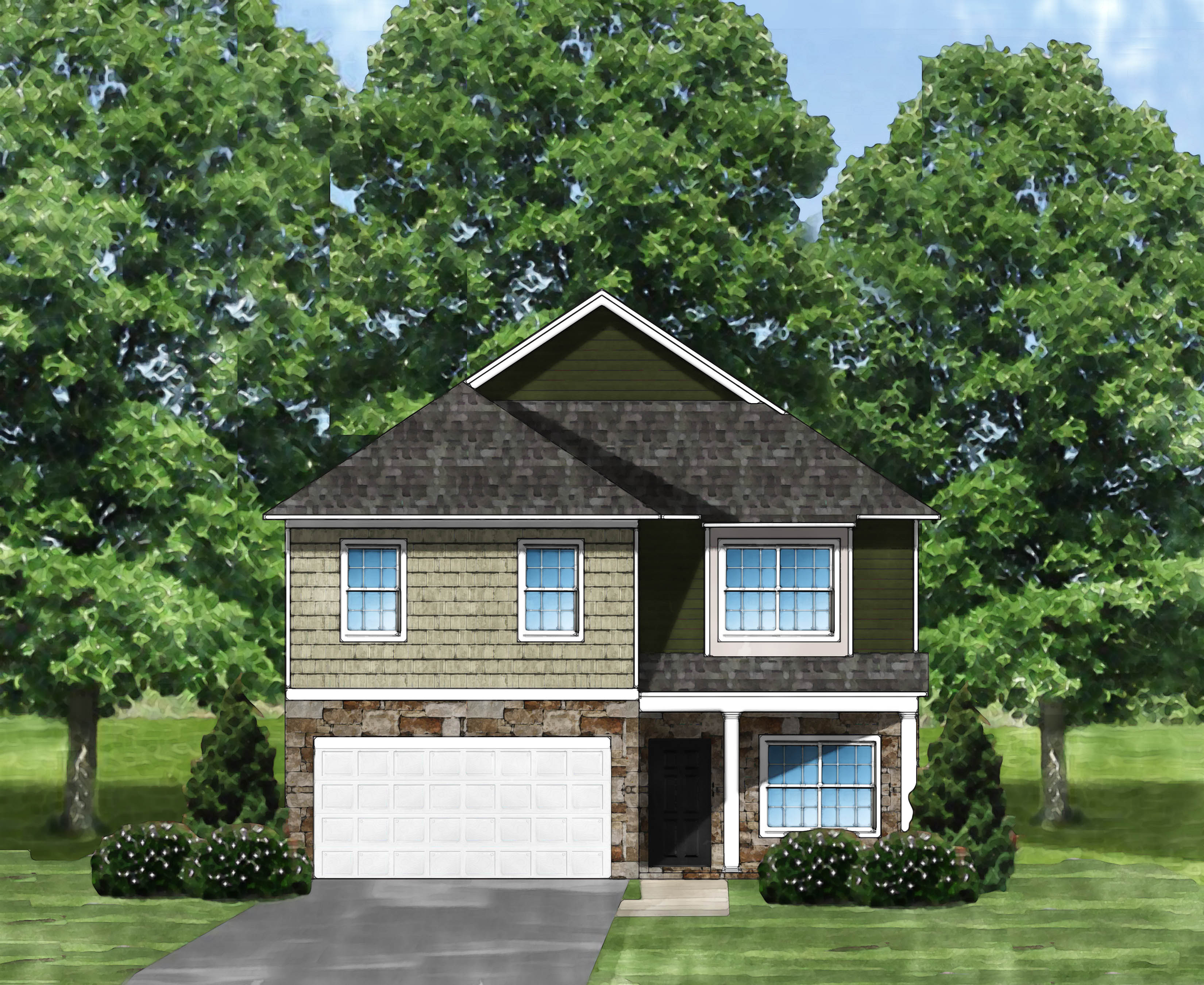 Kingstree II A by Great Southern Homes