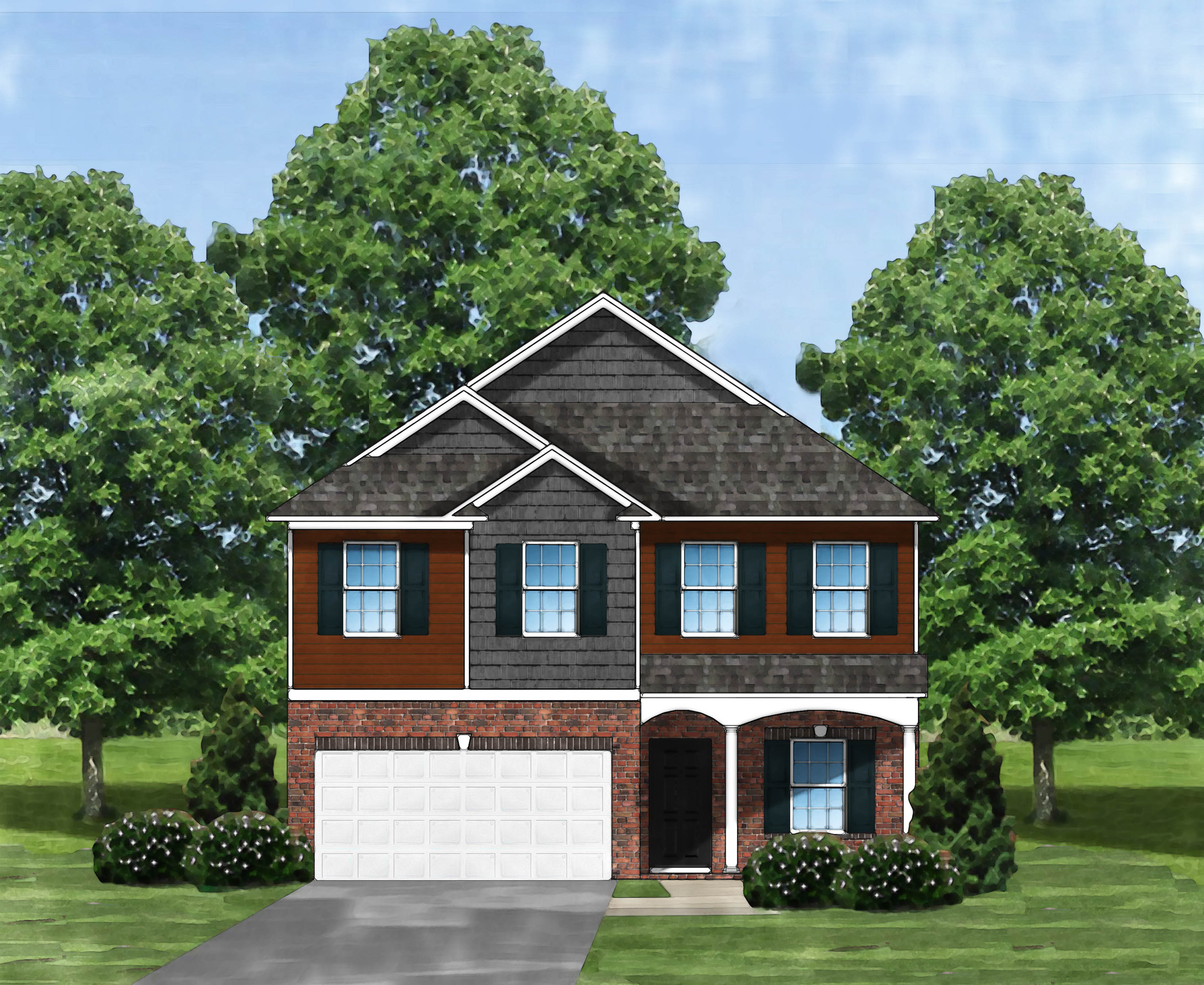 Kingstree II B by Great Southern Homes