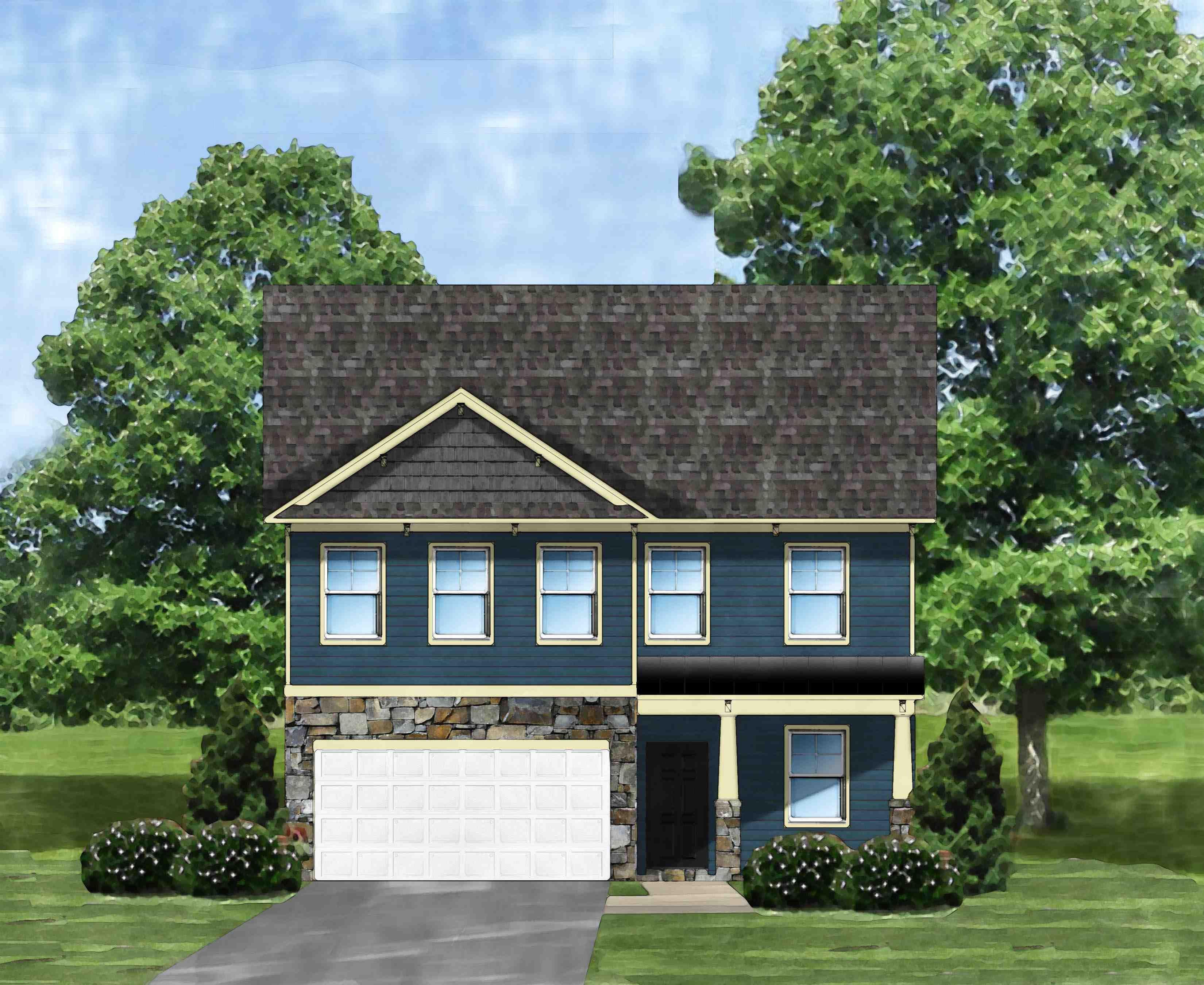 Kingstree II D by Great Southern Homes