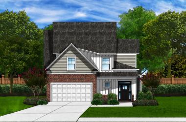 Abilene Y FL by Great Southern Homes