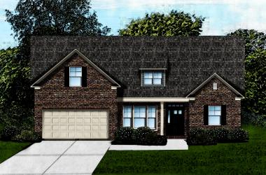Carol A4 (Brick 4 Sides) by Great  Southern Homes