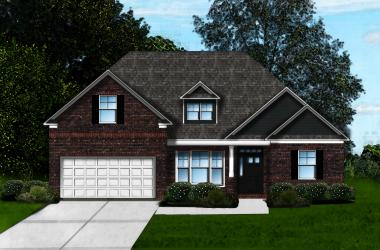 Carol B4 (4 Sides Brick) by Great Southern Homes