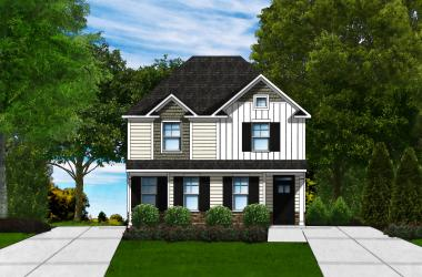 Dreher D by Great Southern Homes