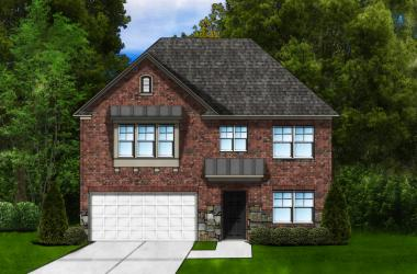 Porter C4 (4 Sides Brick) by Great Southern Homes