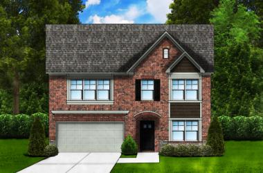 Porter D2 (Brick Front) by Great Southern Homes
